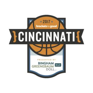 Brackets For Good 2017 Cincinnati presented by Bingham Greenebaum Doll